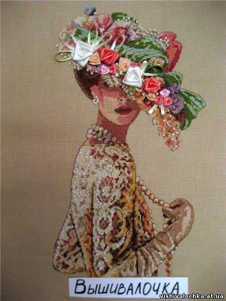 Викторианская элегантность вышивка отзывы 47